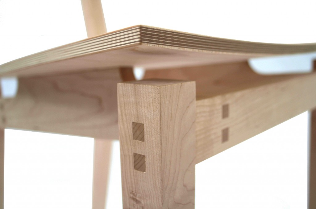 Dining chair - Detail view