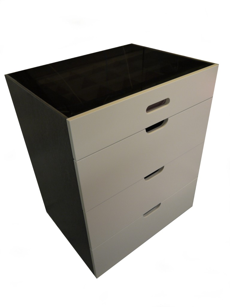 Chest of drawers 2 - Alternative view