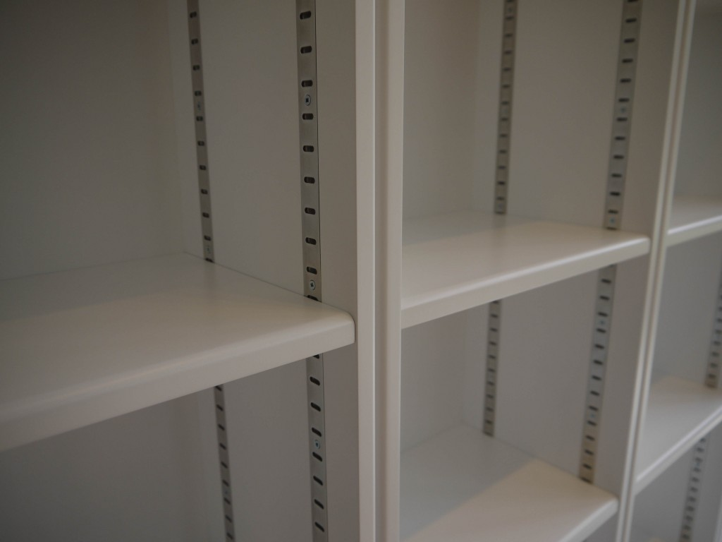 Freestanding Shelving - shelf view