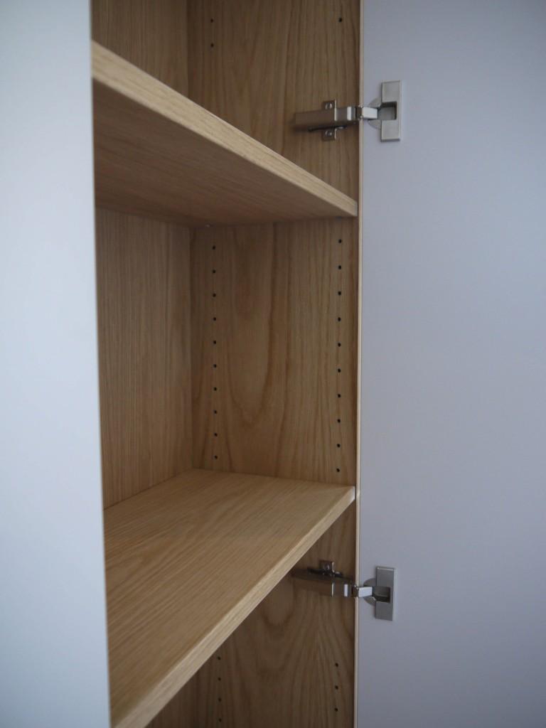 Wardrobe 2 - Shelf view